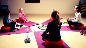 kinderyoga meditatie