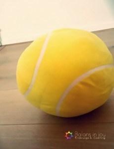 zelfvertrouwen bal